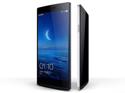 OPPO Find 7 представлен официально
