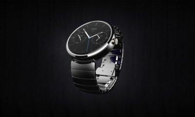 Motorola и LG представили первые смарт-часы на платформе Android Wear
