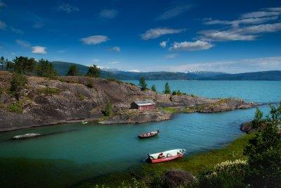 Красивые пейзажи Норвегии