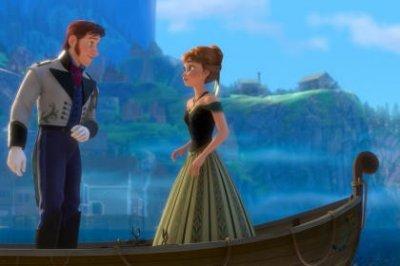 «Холодное сердце» установило рекорд по сборам для мультфильма