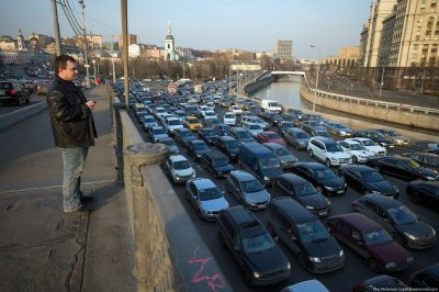 Прогулка по плохой Москве