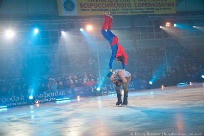 Ледовое шоу в Новочебоксарске