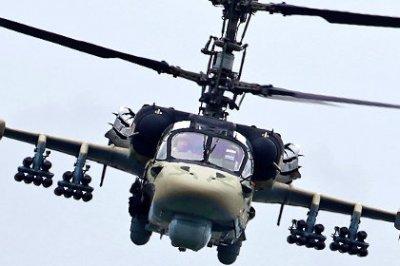 Минобороны заключило контракт на закупку 32 палубных вертолетов Ка-52К