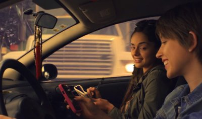 Последнее SMS за рулем: жесткая социальная реклама в США
