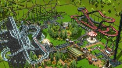 RollerCoaster Tycoon 4 для РС в конце года