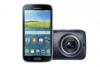 Samsung представила камерофон GALAXY K zoom