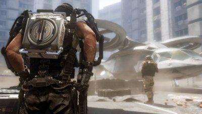 Call of Duty: Advanced Warfare – новые скриншоты и подробности