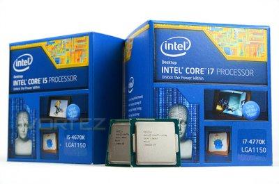 Intel выпустит первый 4-гигагерцовый процессор