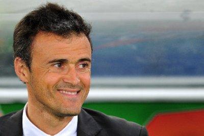 Луис Энрике стал новым тренером «Барселоны»