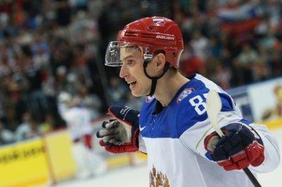 Российские хоккеисты вышли в четвертьфинал на Францию
