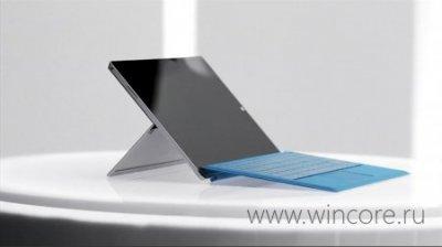 Компания Microsoft официально представила свой новый планшет — Surface Pro 3