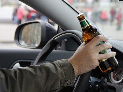 Пьяные водители заплатили 2,4 млрд рублей штрафов