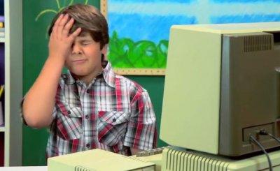 «Где у него мышка?»: современные дети пытаются понять, как работает Apple II