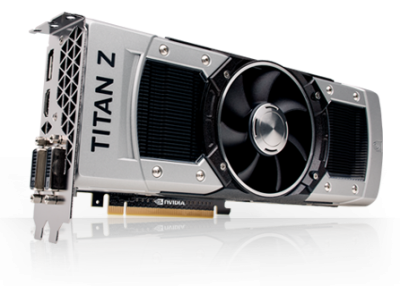 GeForce GTX TITAN Z в продаже