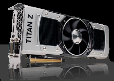 GeForce GTX TITAN Z в продаже