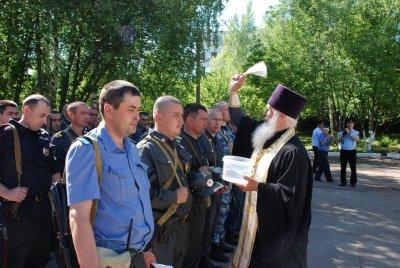 Чувашские полицейские отправились в служебную командировку на Северный Кавказ