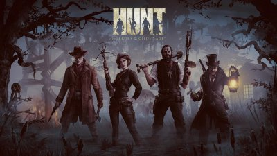 Crytek анонсировала HUNT: Horrors of the Gilded Age