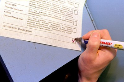 Путин вернул графу «против всех» на муниципальных выборах