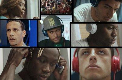 Beats представила мини-фильм, приуроченный к ЧМ в Бразилии