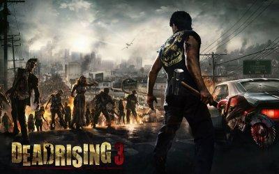 Dead Rising 3 официально анонсировали для PC, системные требования