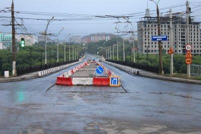 Движение на Московском мосту восстановлено в обоих направлениях