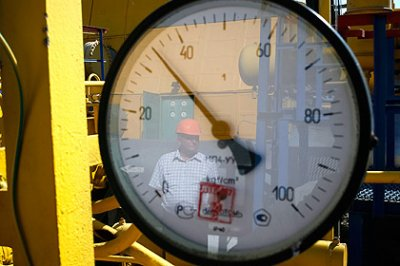 «Газпром» перевел Украину на режим предоплаты за газ