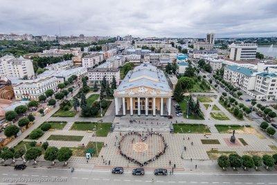 """Экспедиция """"Россия"""" в Чебоксарах"""
