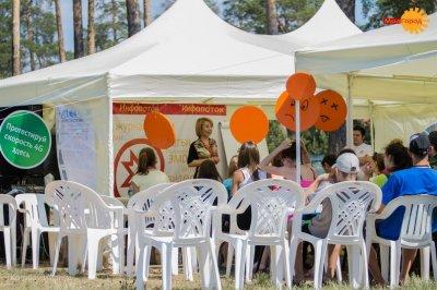 Для форума «Молгород» «МегаФон» организовал интернет-доступ в лесу