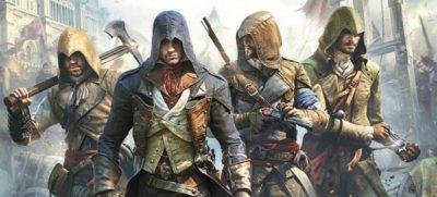 Assassin's Creed: Unity без соревновательного мультиплеера