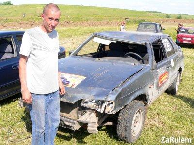 Автомобильный «open air» в Чиршкасах завершился благополучно