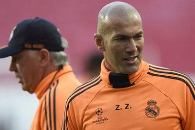 Зидан стал тренером молодежного состава «Реала»