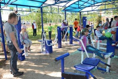 300-й детский городок вырос в городе Чебоксары