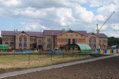 В городе Цивильске Чувашской Республики распахнул двери новый детский сад «Солнечный город»