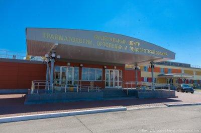 Экскурсия в Федеральный центр травматологии города Чебоксары