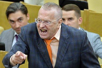 Жириновский назвал Капелло грабителем