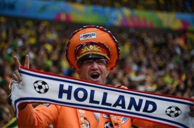 Сборная Нидерландов стала бронзовым призером ЧМ-2014