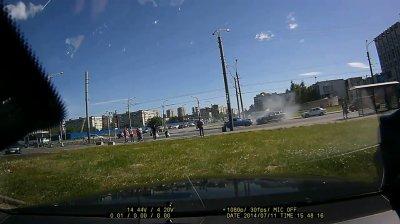 Подборка аварий с 10 по 12 июля