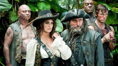 «Пираты Карибского моря 5» уплыли в 2017 год