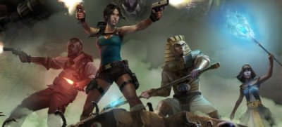 ���� ������ Lara Croft and the Temple of Osiris
