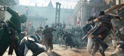 Assassin's Creed: Unity - 15-20 часов на сюжет и более 100 часов на полное прохождение