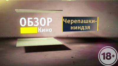 Обзор фильма - Черепашки-ниндзя