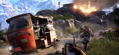 Far Cry 4 - «значительный шаг вперёд» относительно Far Cry 3