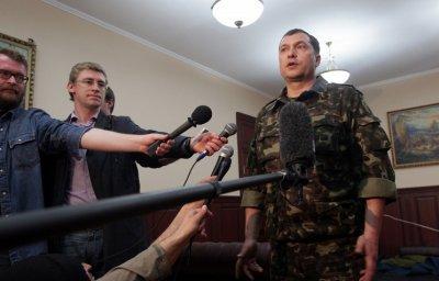 Глава ЛНР Болотов ушел в отставку