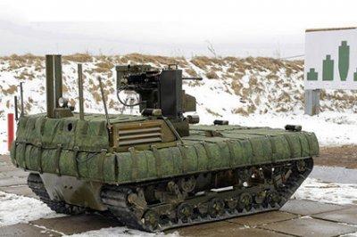 Охрану пусковых установок баллистических ракет планируют поручить роботам