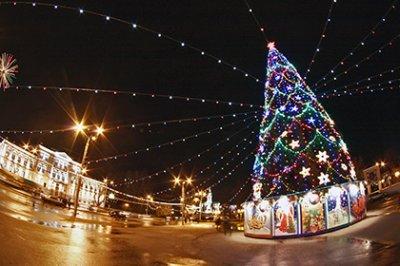 Новогодние каникулы россиян в 2015 году продлятся 11 дней