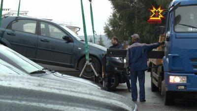 Акция по борьбе с нарушителями правил дорожного движения