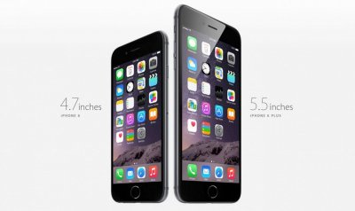 Apple представила iPhone 6, iPhone 6 Plus и Apple Watch. Российские цены