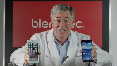 Will it Blend? - iPhone 6 Plus vs. Samsung Galaxy Note 3