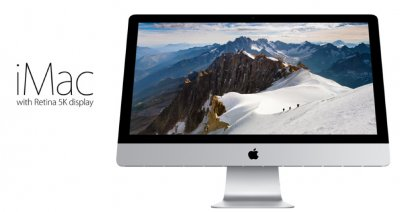 Apple анонсировала новый iMac с дисплеем Retina 5K