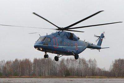 Cерийное производство вертолета Ми-38 начнется в 2015 году